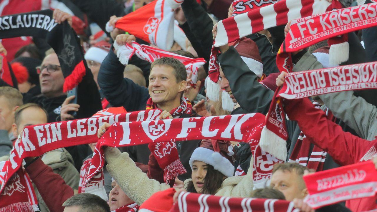 Platz 11 in der ewigen Tabelle: 1. FC Kaiserslautern - Bildquelle: 2019 Getty Images