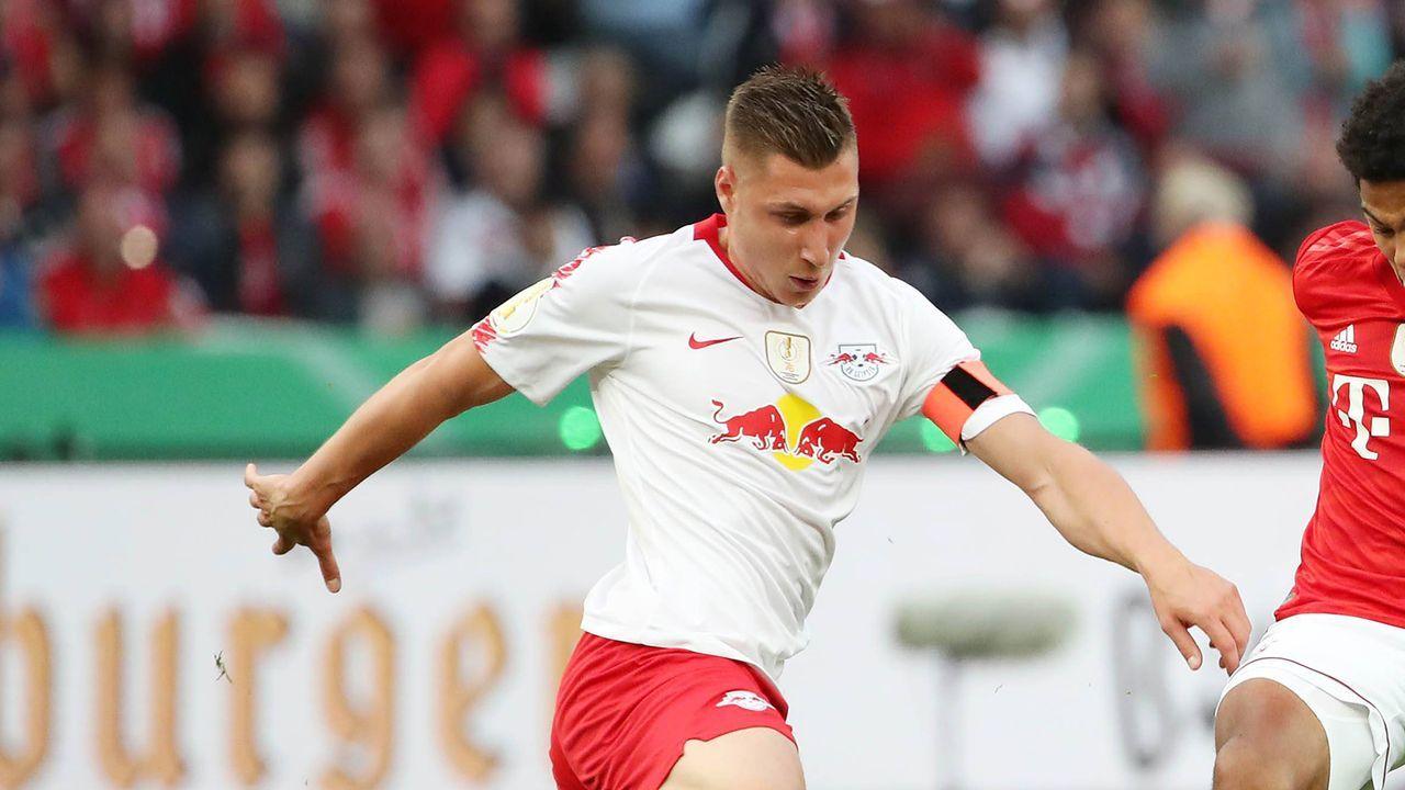 Willi Orban (RB Leipzig) - Bildquelle: imago