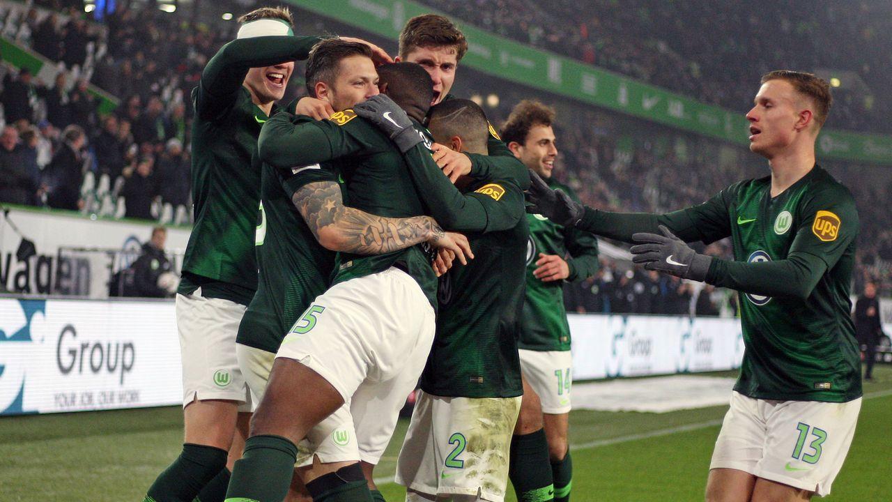 Platz 5 - VfL Wolfsburg - Bildquelle: 2018 Getty Images