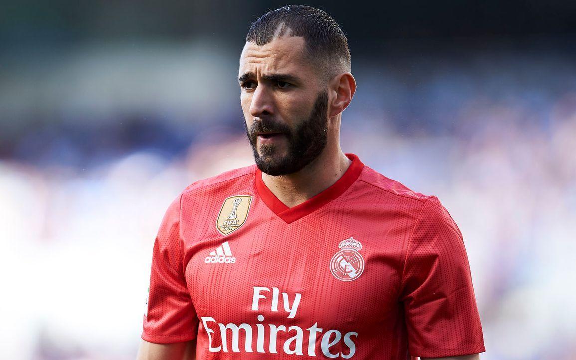 Karim Benzema - Bildquelle: 2019 Getty Images