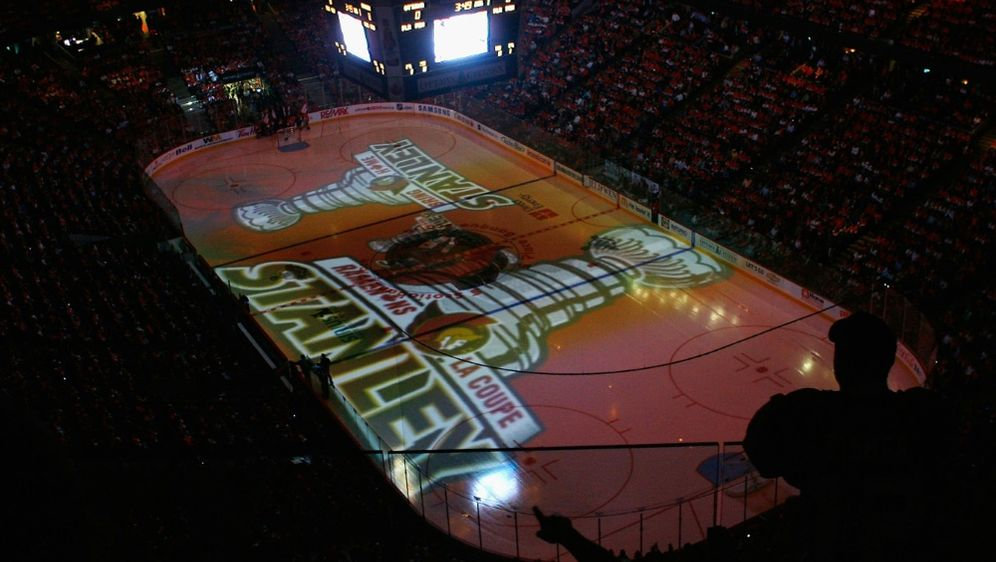 Coronafall bei den Ottawa Senators - Bildquelle: GETTY AFPSIDPhillip MacCallum