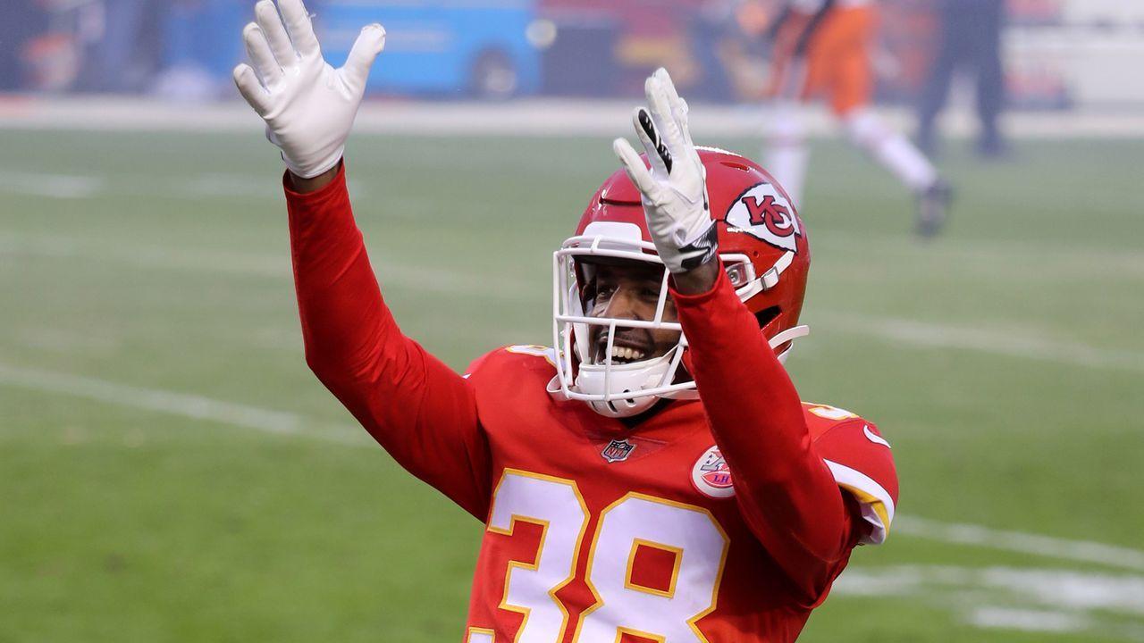 L'Jarius Sneed (Cornerback - Kansas City Chiefs) - Bildquelle: 2021 Getty Images
