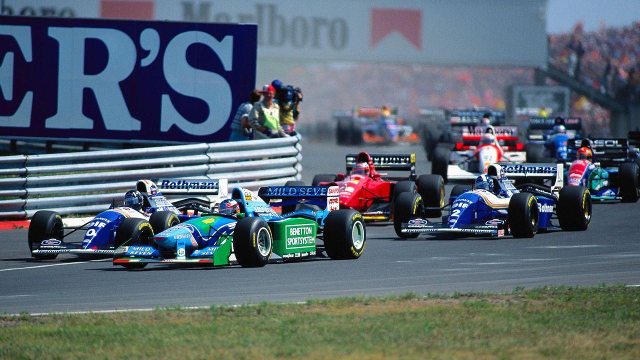 10. Saisonlauf: Ungarn-GP in Budapest - Bildquelle: imago images / Motorsport Images