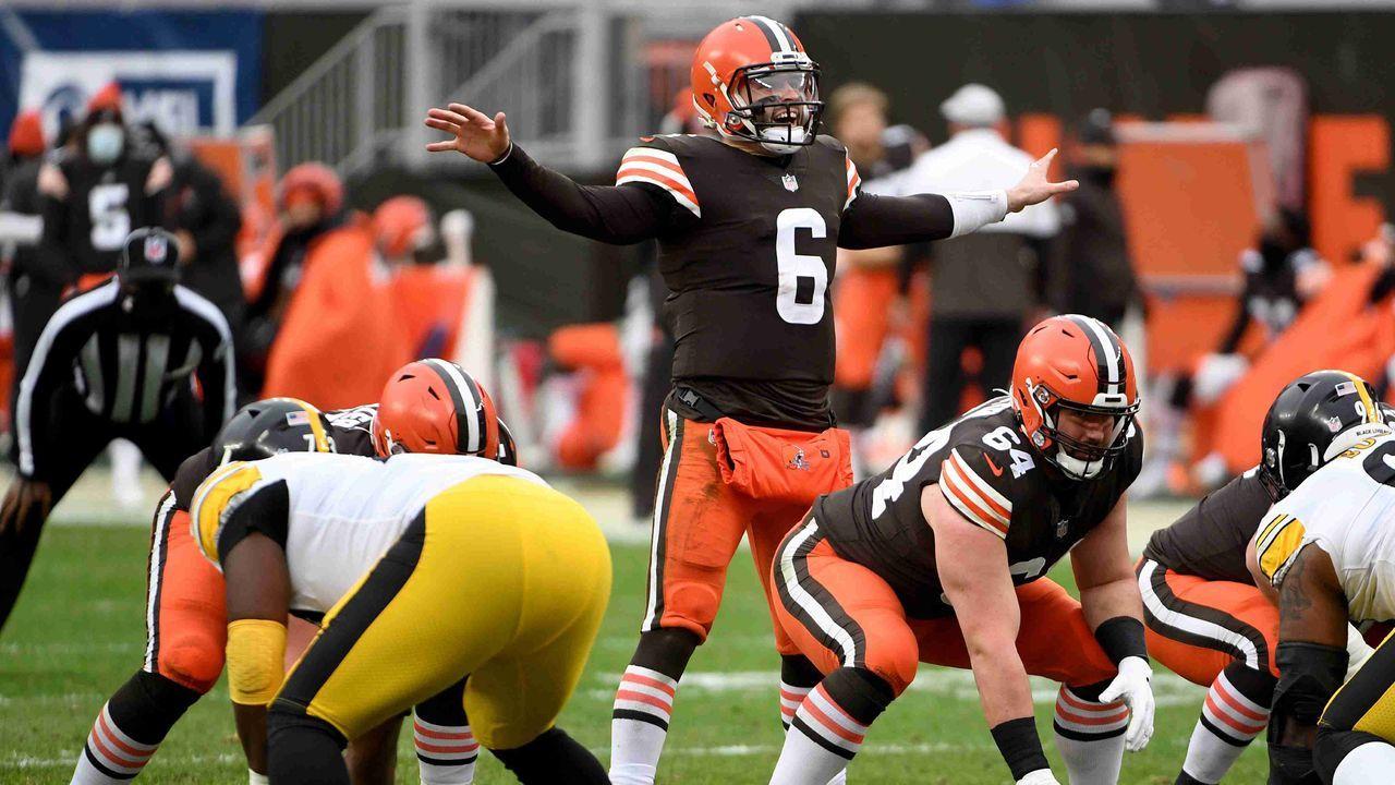 14. Platz: Cleveland Browns - 33,3 Prozent Erfolgsquote - Bildquelle: getty