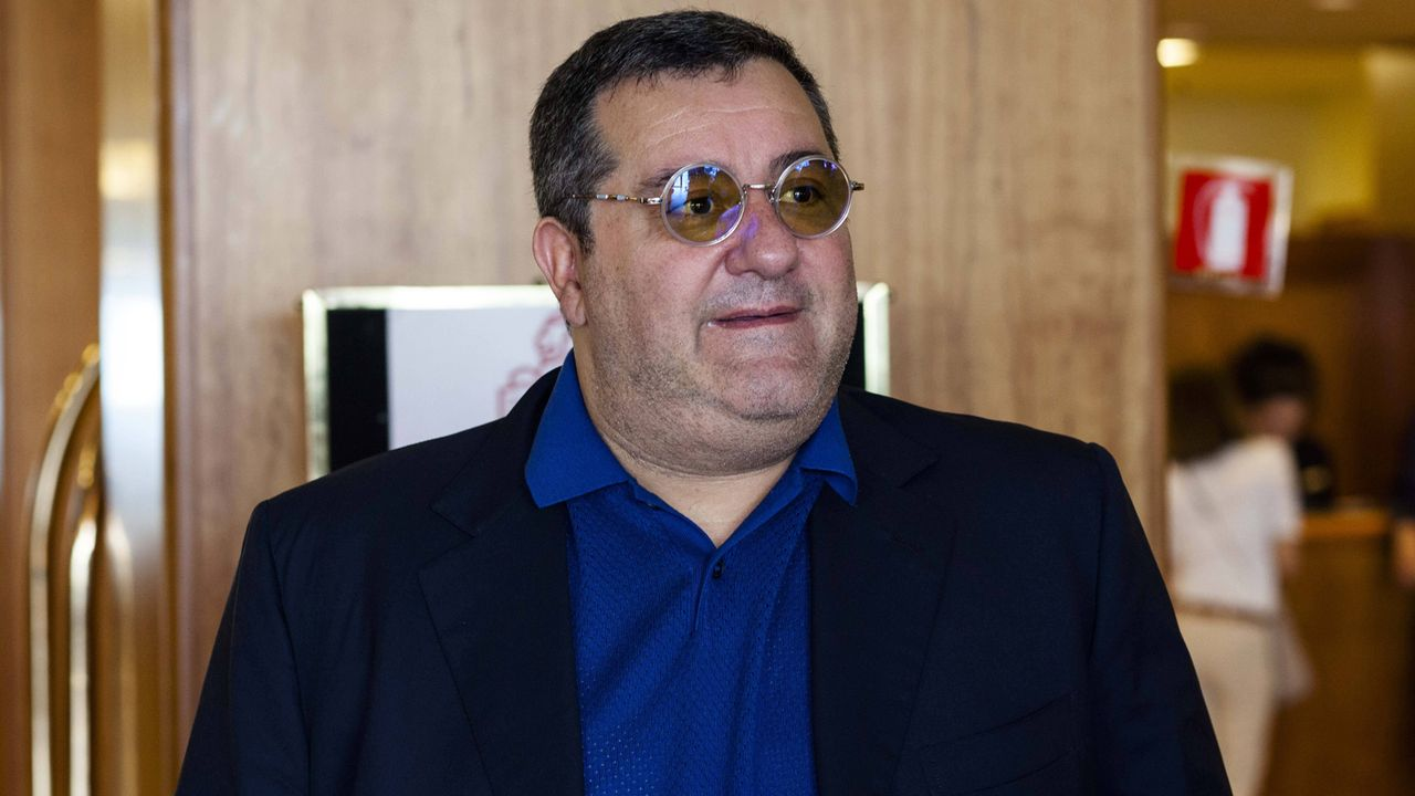 Mino Raiola (Spielerberater) - Bildquelle: imago/ZUMA Press
