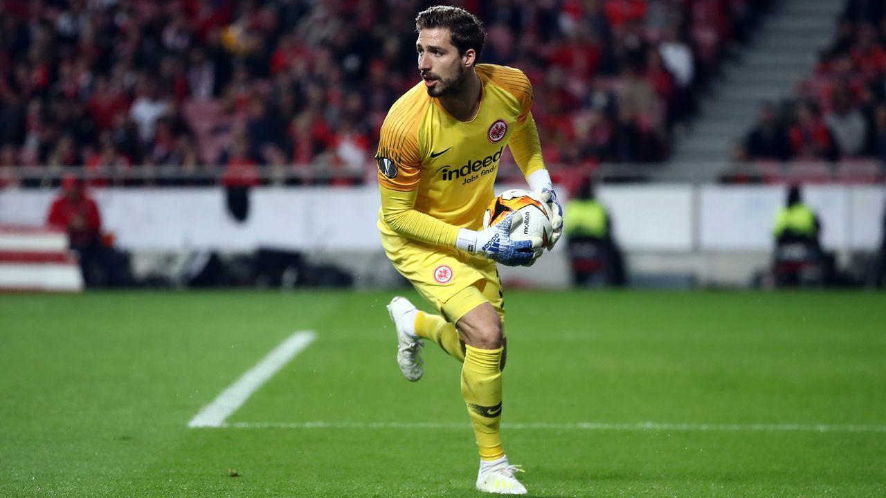 Kevin Trapp (Eintracht Frankfurt) - Bildquelle: 2019 Getty Images