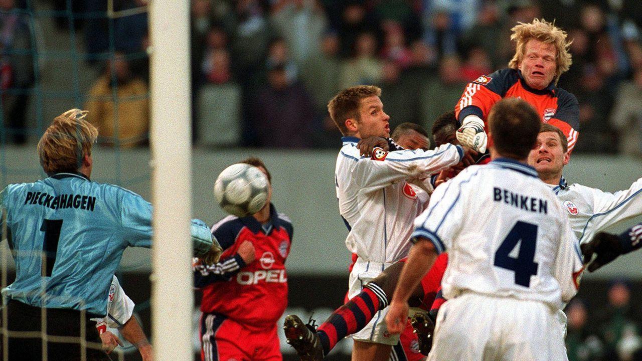 Oliver Kahn (FC Bayern)  - Bildquelle: imago/Camera 4