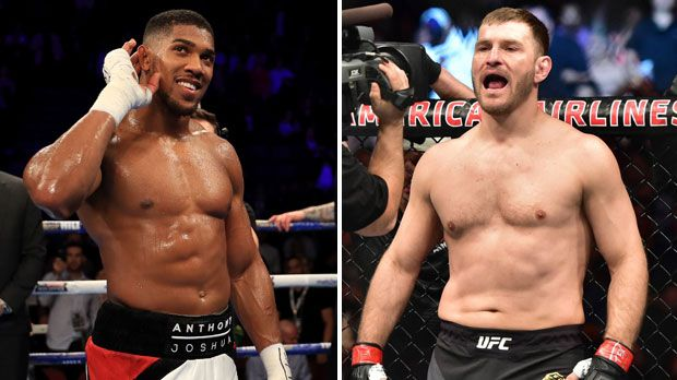 Anthony Joshua vs. Stipe Miocic - Bildquelle: Getty Images/imago