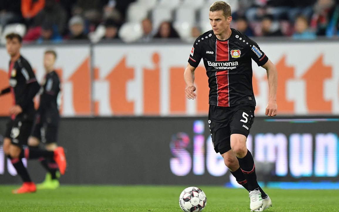Platz 7: Sven Bender (Bayer Leverkusen)  - Bildquelle: 2019 Getty Images