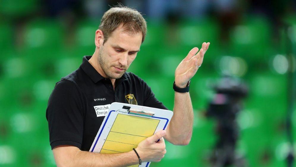 Koslowski befindet sich mit seinem Team im Umbruch - Bildquelle: FIROFIROSID