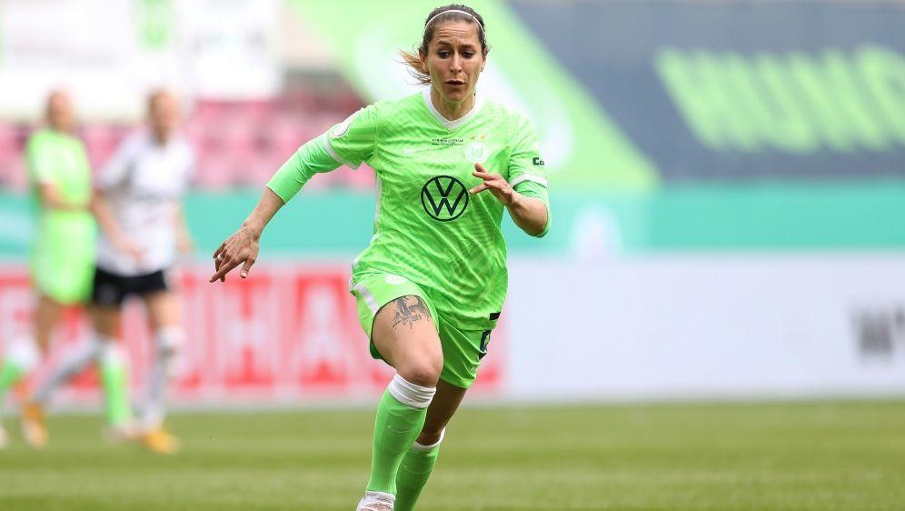 DFB-Pokal: Wolfsburger Frauen erreichen die Achtelfinale - Bildquelle: FIROFIROSID