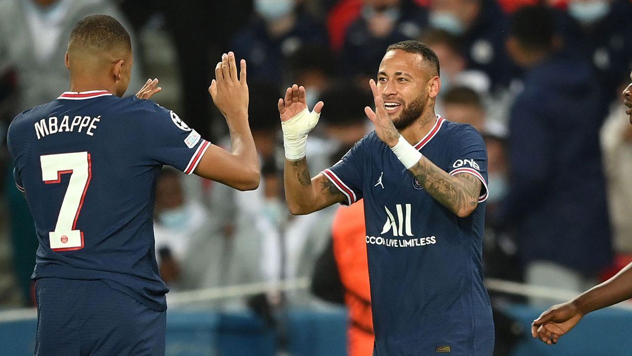 Neymar (Paris Saint-Germain) - Bildquelle: 2021 Getty Images