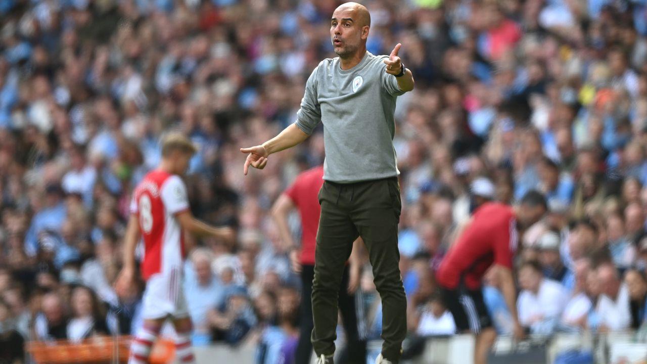 Pep Guardiola (Manchester City) - Bildquelle: 2021 Getty Images