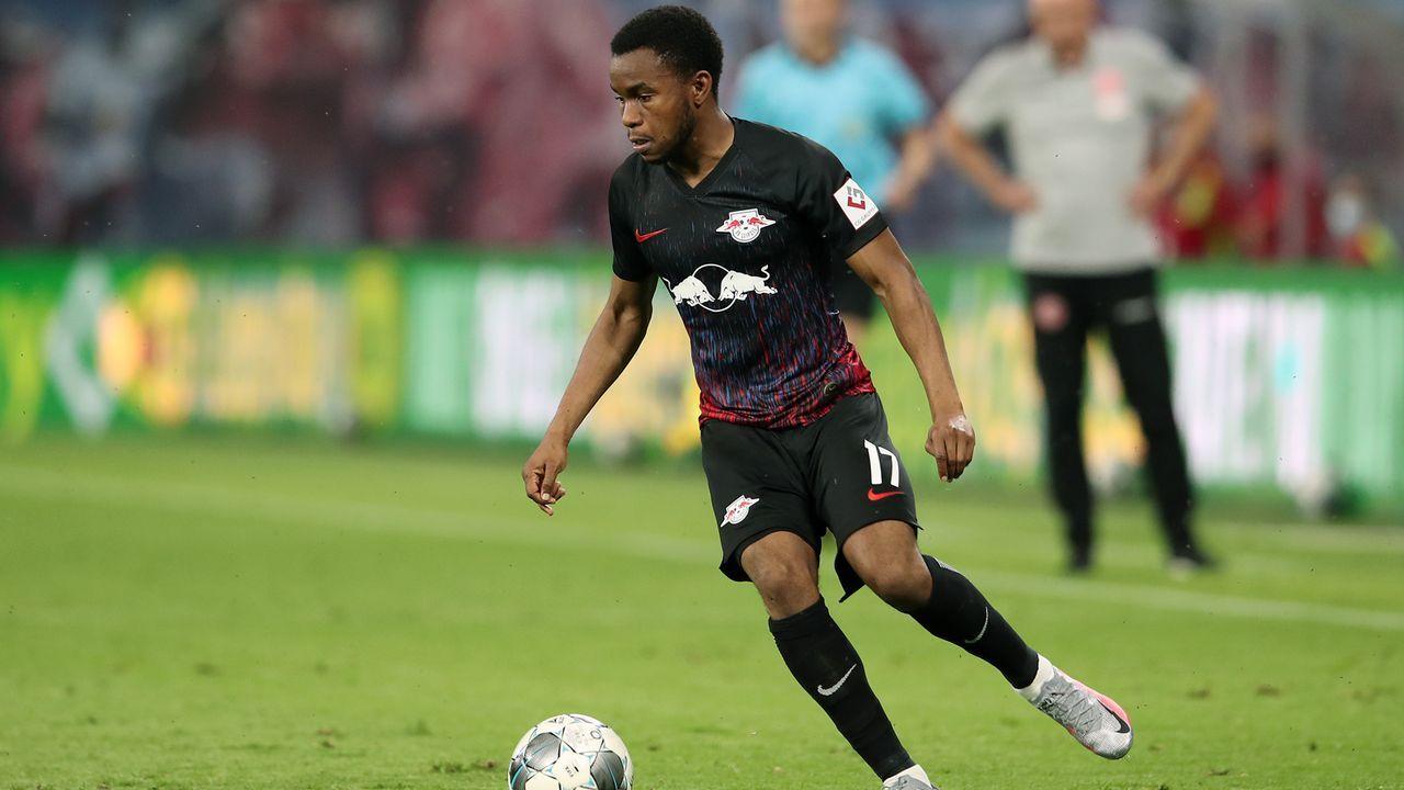 Ademola Lookman (RB Leipzig) - Bildquelle: 2020 Getty Images