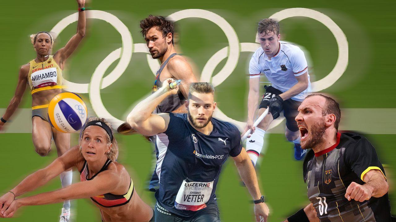 Noch eine Woche Olympia! Das sind die Deutschen Hoffnungen auf Gold - Bildquelle: Imago Images