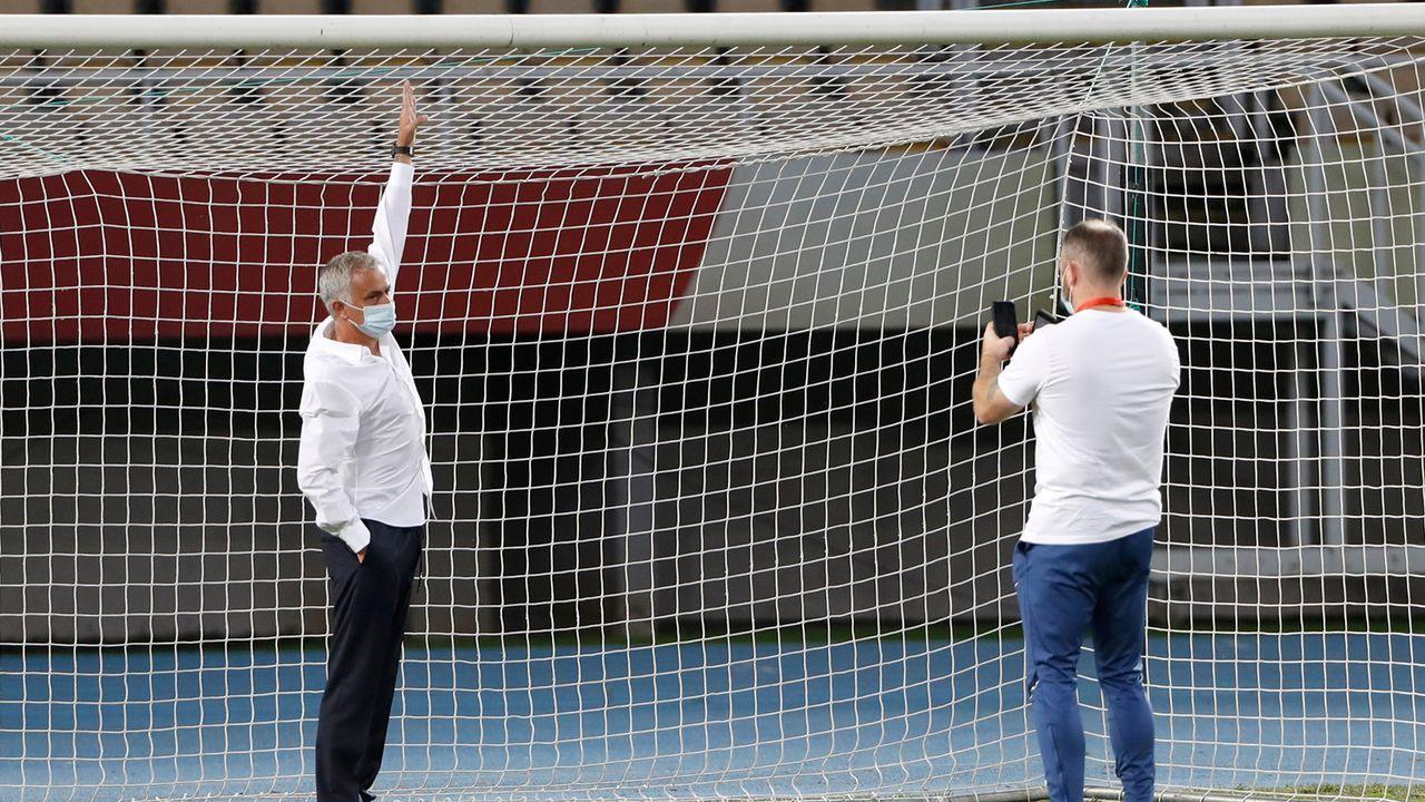 """Tore zu klein! Der """"gewachsene"""" Mourinho - Bildquelle: getty"""