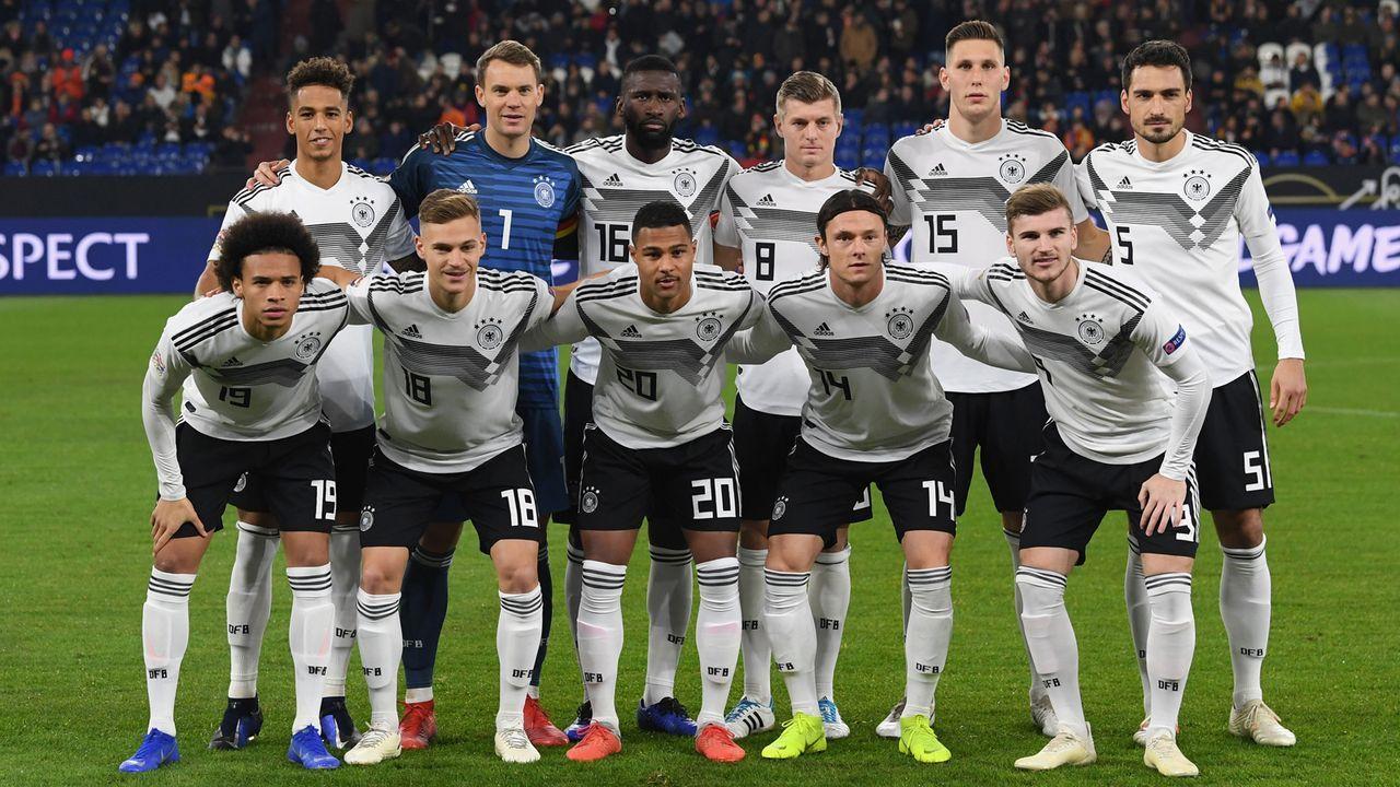DFB-Elf in der Einzelkritik gegen Niederlande - Bildquelle: Getty Images