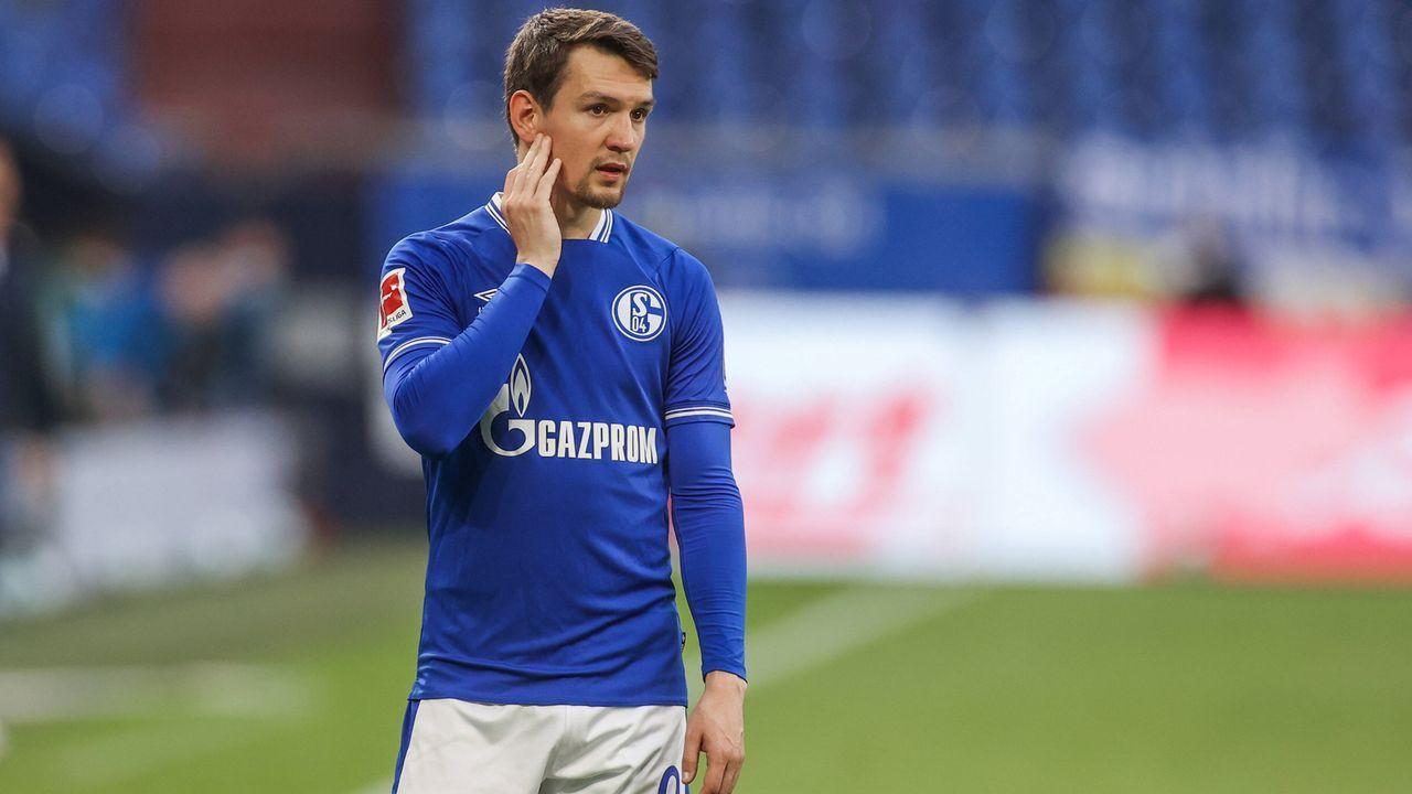 Mittelfeld: Benito Raman (FC Schalke 04) - Bildquelle: Copyright RHR-FOTO,Tim Rehbein, Karsten Rabas