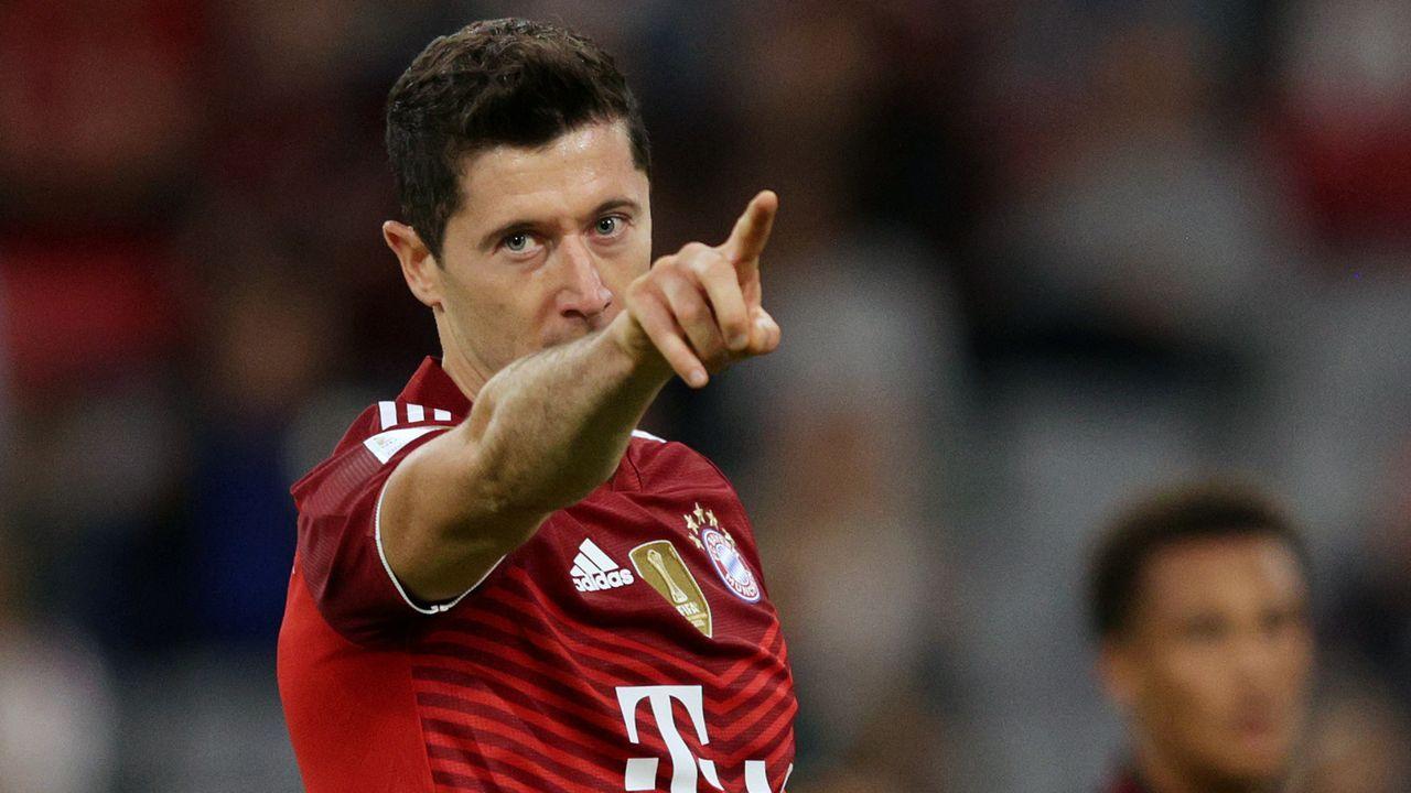 Robert Lewandowski (FC Bayern München) - Bildquelle: 2021 Getty Images