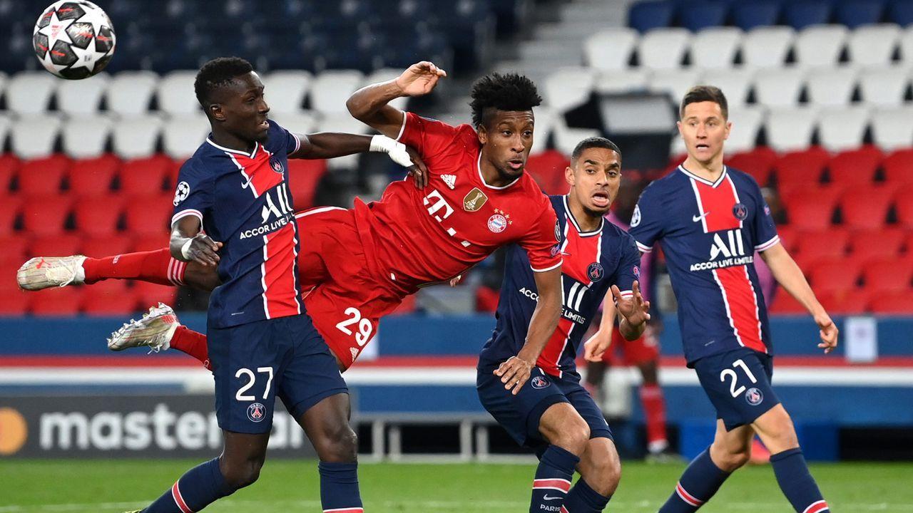 Glücklose Münchner raus: Der FC Bayern in der Einzelkritik - Bildquelle: Imago Images