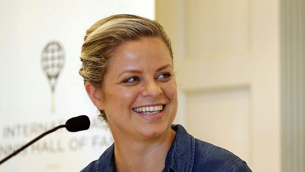 Kim Clijsters will im März ihr Comeback geben - Bildquelle: AFPGETTY SIDAdam Glanzman