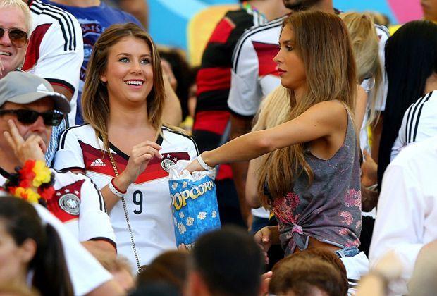 Deutschland spielerfrauen