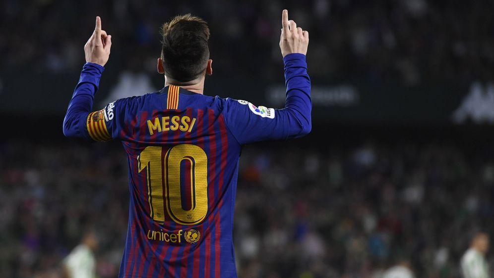 Lionel Messi wurde für den Puskas Award nominiert. - Bildquelle: imago