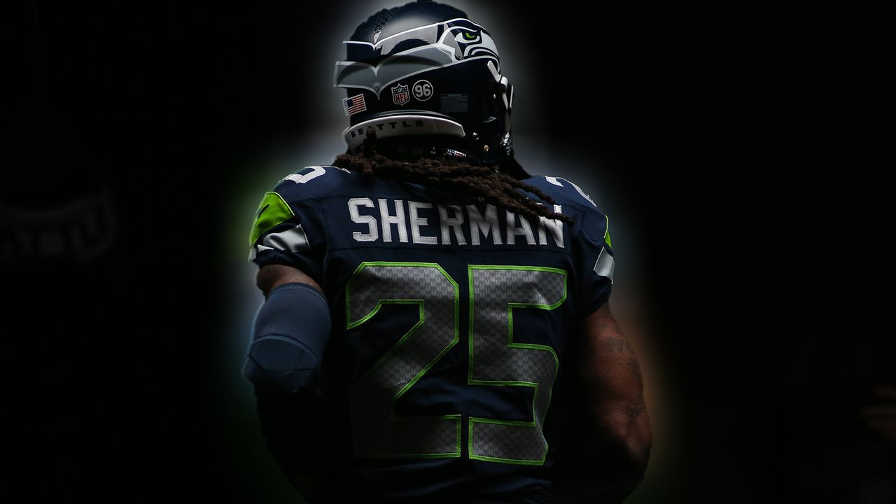Richard Sherman (Free Agent) - Bildquelle: Imago Images