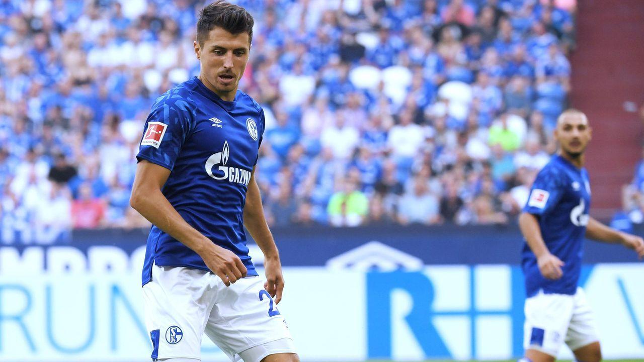 Allesandro Schöpf (Schalke 04) - Bildquelle: imago