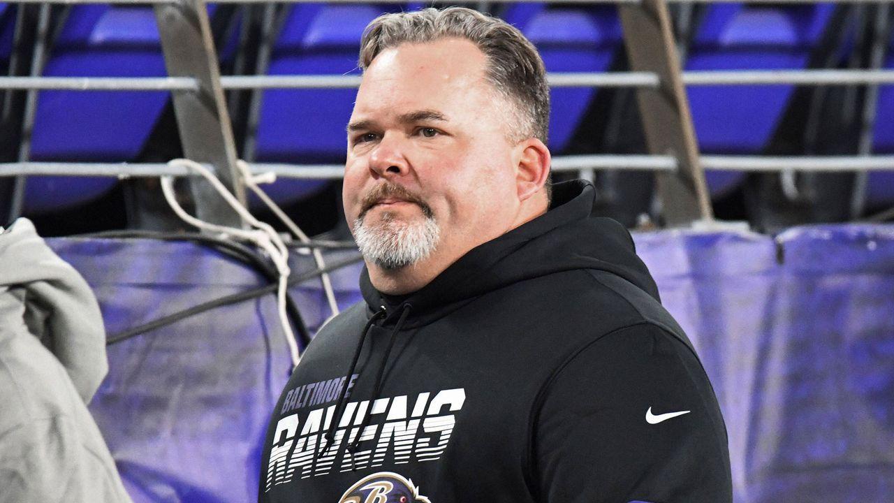 Greg Roman (Offensive Coordinator der Baltimore Ravens) - Bildquelle: imago