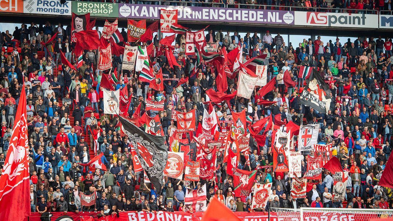 Platz 10: Twente Enschede  - Bildquelle: imago/Pro Shots