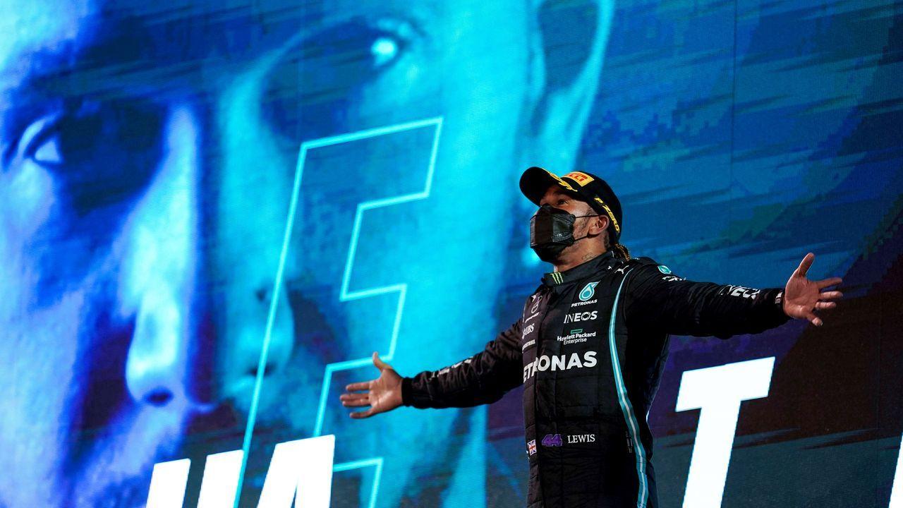 Gewinner: Lewis Hamilton - Bildquelle: imago images/ZUMA Wire