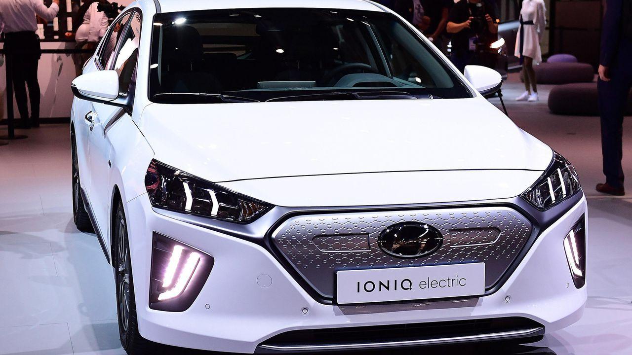 Hyundai Ioniq - Bildquelle: imago images / Revierfoto