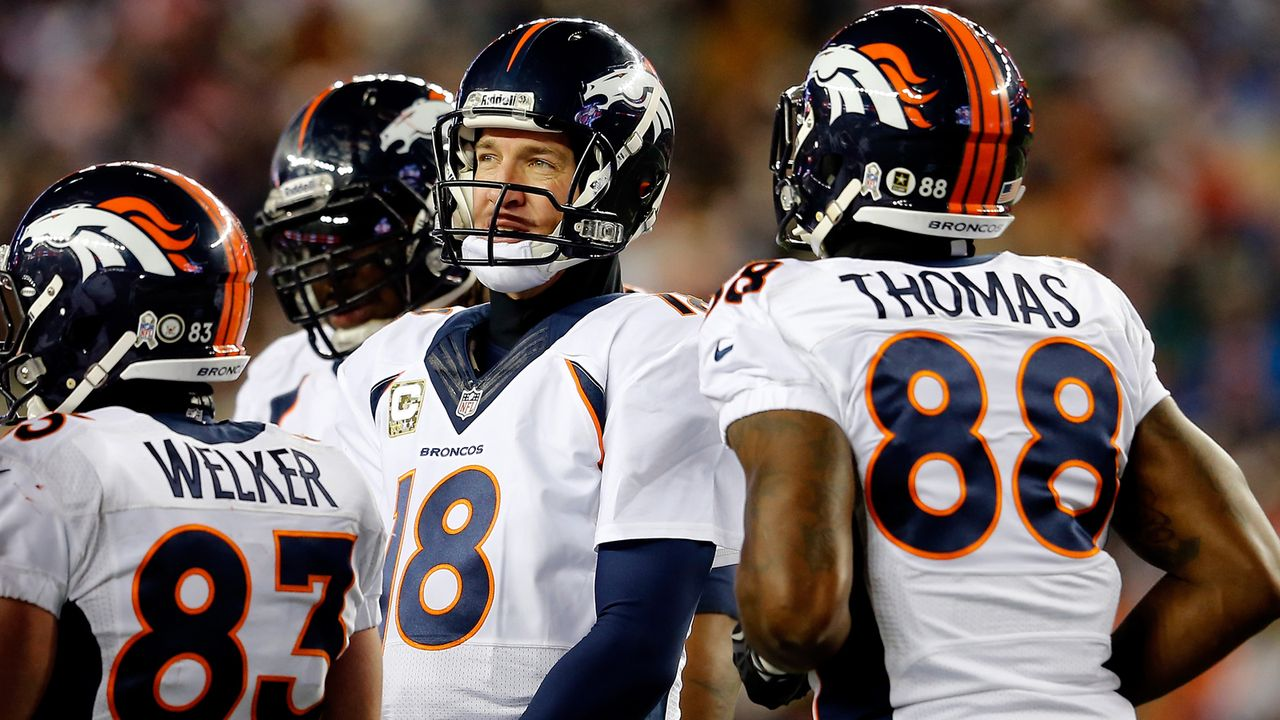 1. Denver Broncos 2013 - Bildquelle: 2013 Getty Images