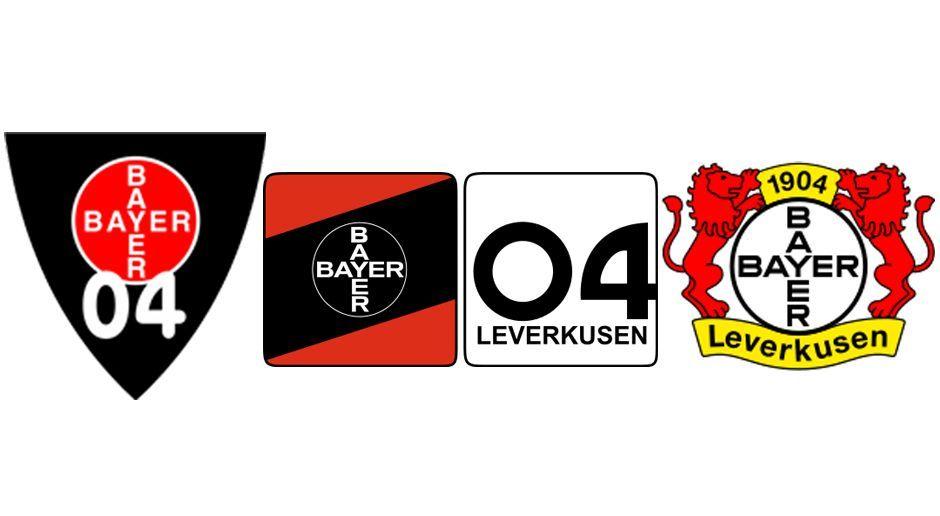 Bundesliga Die Krassesten Wappen Veranderungen Der Klubs