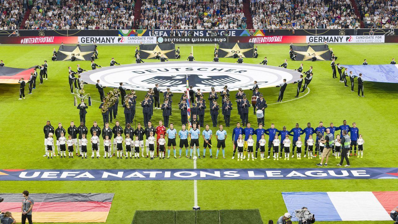 Frankreich Spiel