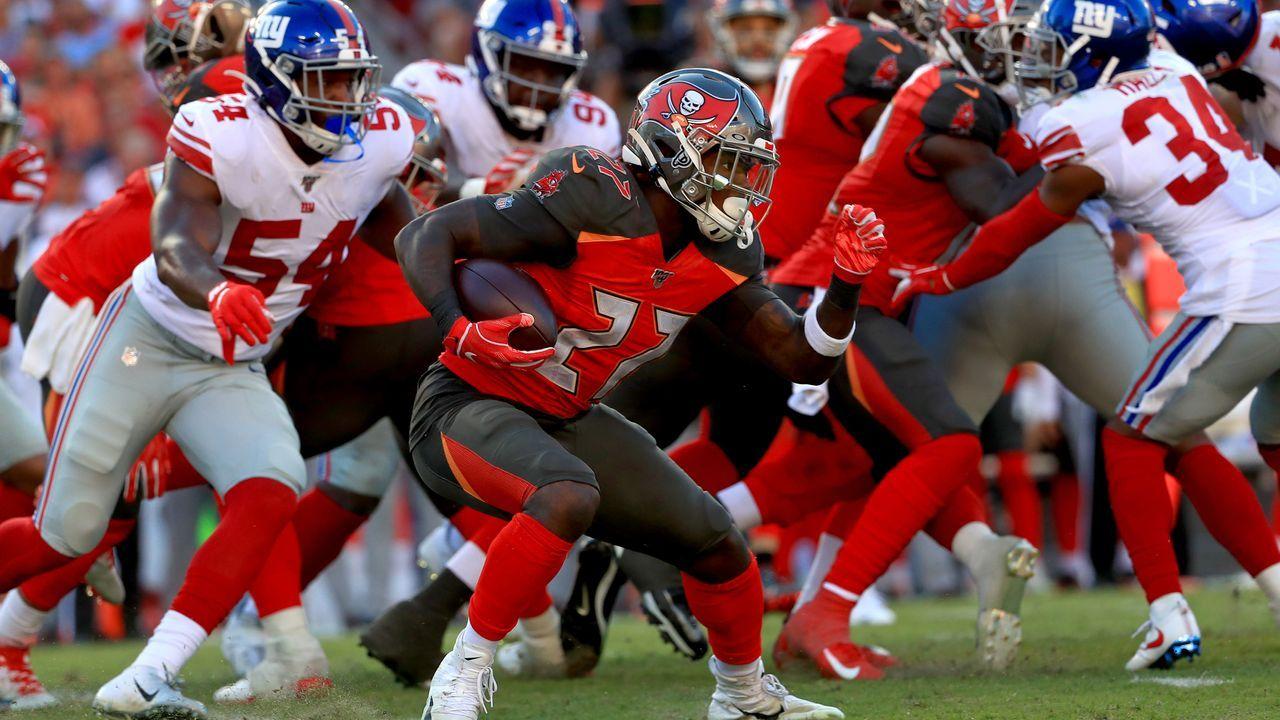 8. Spieltag: Tampa Bay Buccaneers @ New York Giants - Bildquelle: 2019 Getty Images