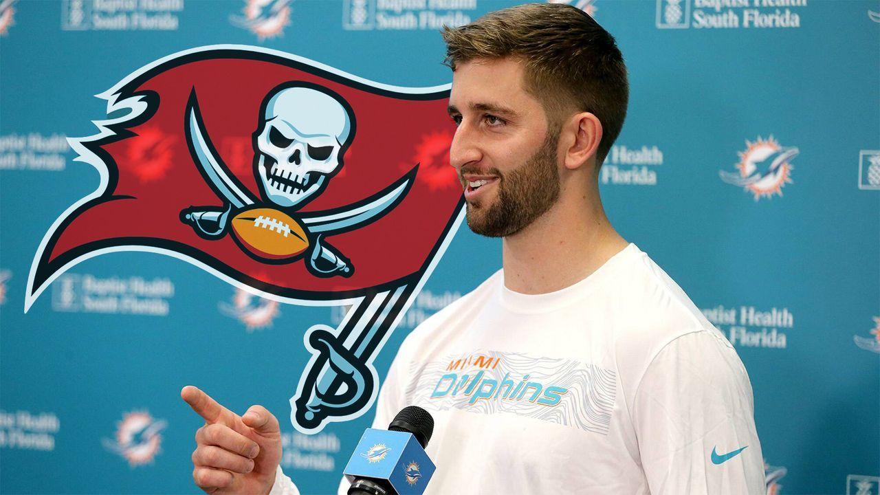 Josh Rosen (Tampa Bay Buccaneers) - Bildquelle: Imago