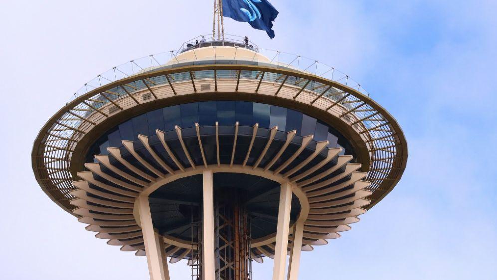 Volles Haus in Seattle - Bildquelle: GETTY AFPSIDABBIE PARR