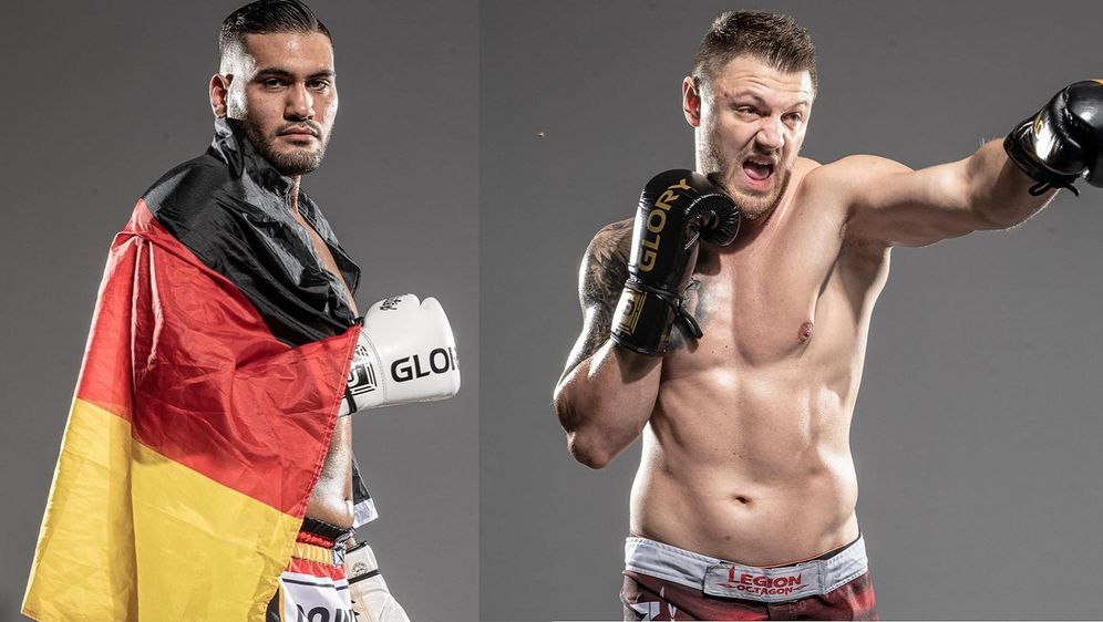Glory 69 in Düsseldorf: Mohamed Abdallah vs. Michael Smolik - Bildquelle: Glory
