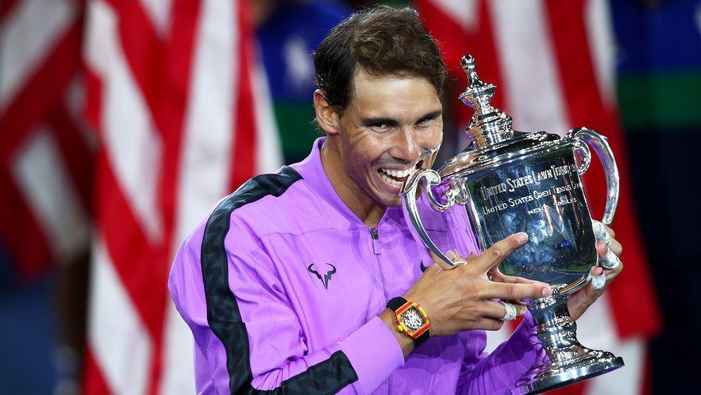 Rafael Nadal gewann das Turnier bisher vier Mal - Bildquelle: Getty Images