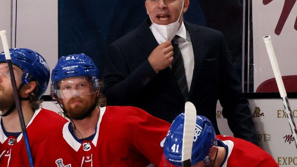 Ducharme ist neuer Cheftrainer der Montreal Canadiens - Bildquelle: AFPGETTY IMAGES NORTH AMERICASIDBRUCE BENNETT