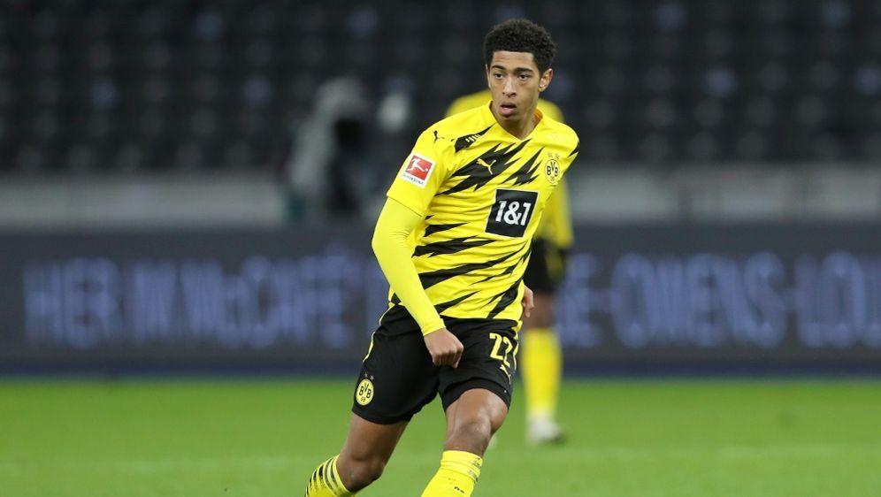 Dortmunds Jude Bellingham ist wieder fit - Bildquelle: FIROFIROSID