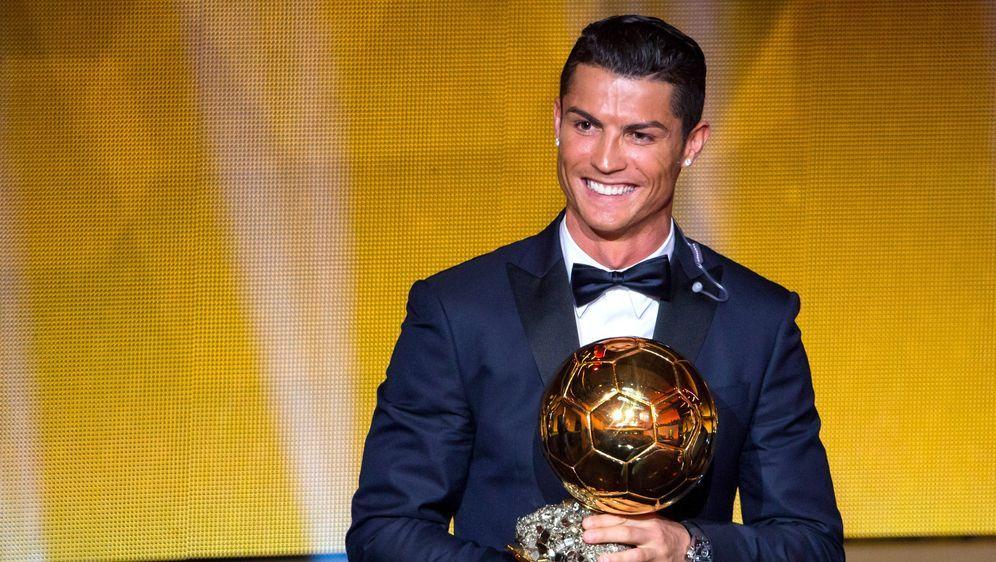 Fußball-Superstar und der ultimative Influencer: Cristiano Ronaldo - Bildquelle: getty images
