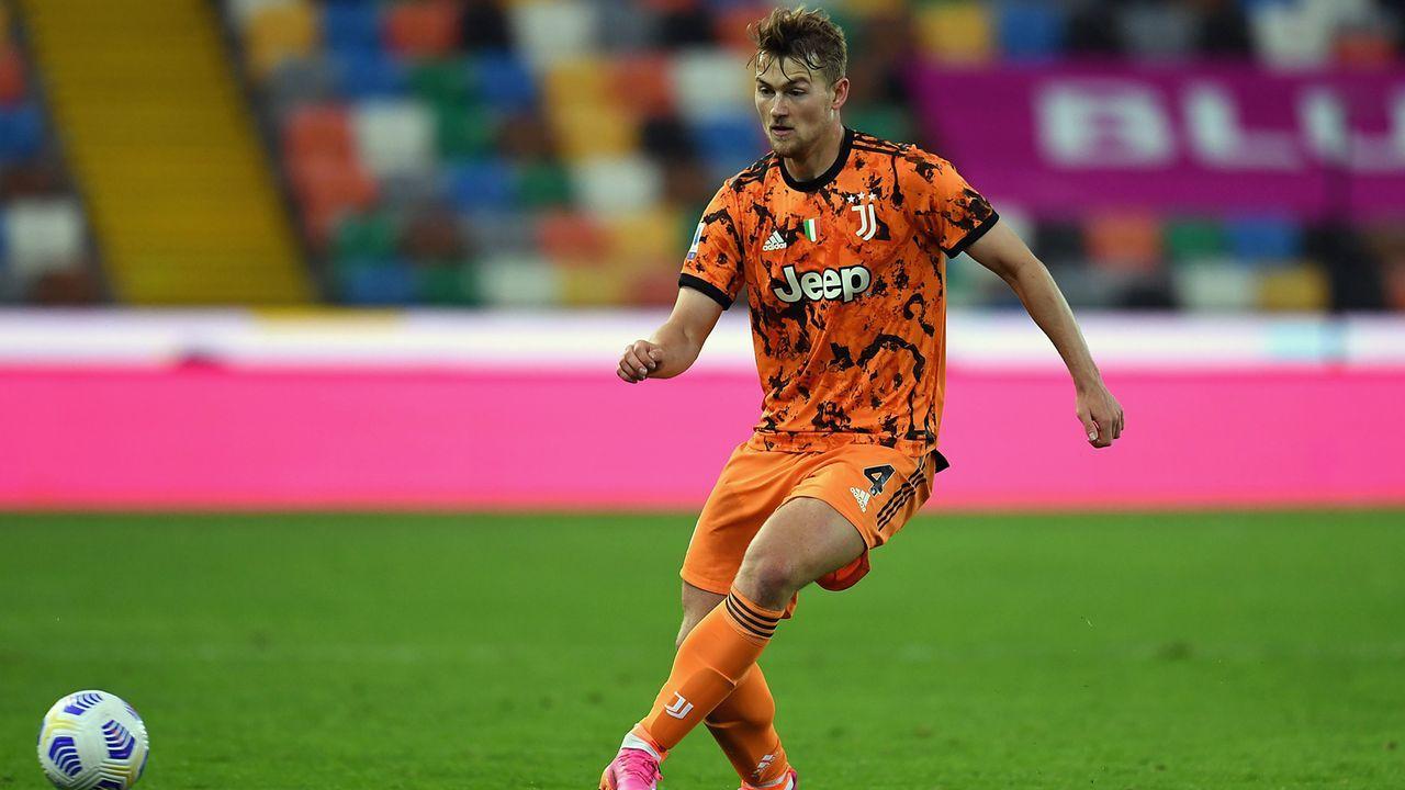 Matthijs de Ligt (Juventus Turin) - Bildquelle: 2021 Getty Images