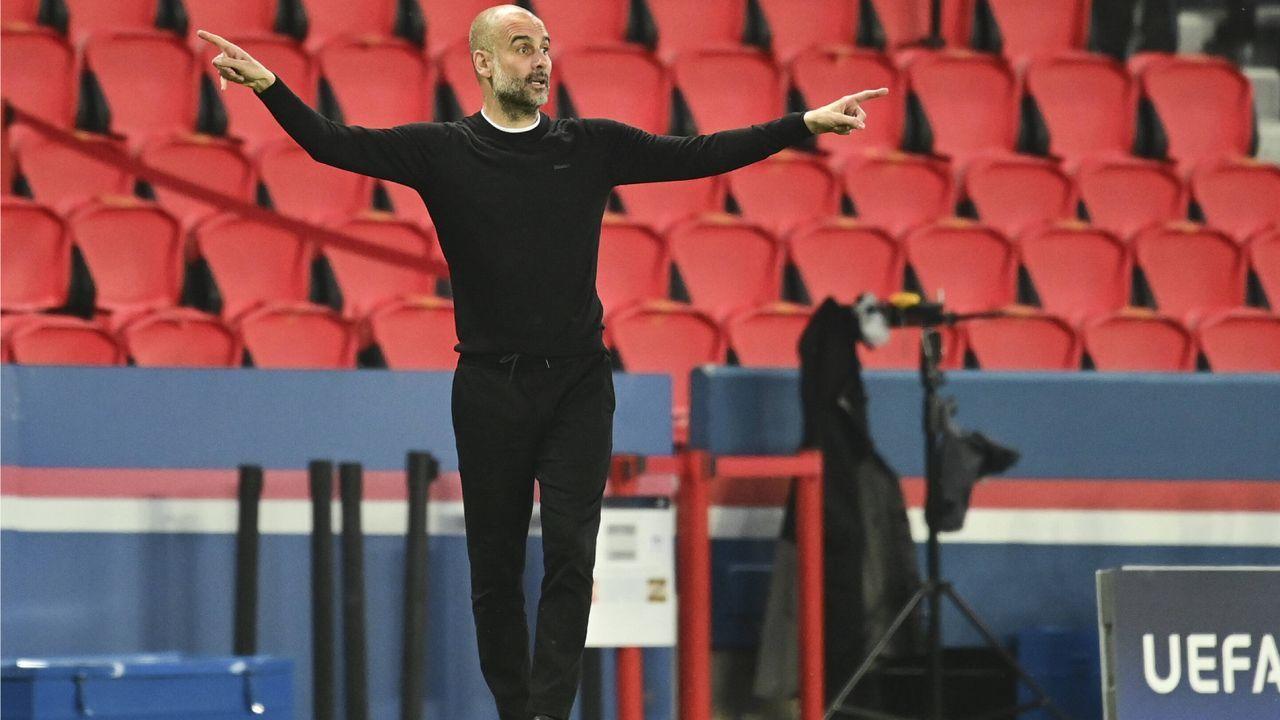 Nach zehn Jahren: Pep Guardiola klopft wieder an die Tür des CL-Finals - Bildquelle: Imago