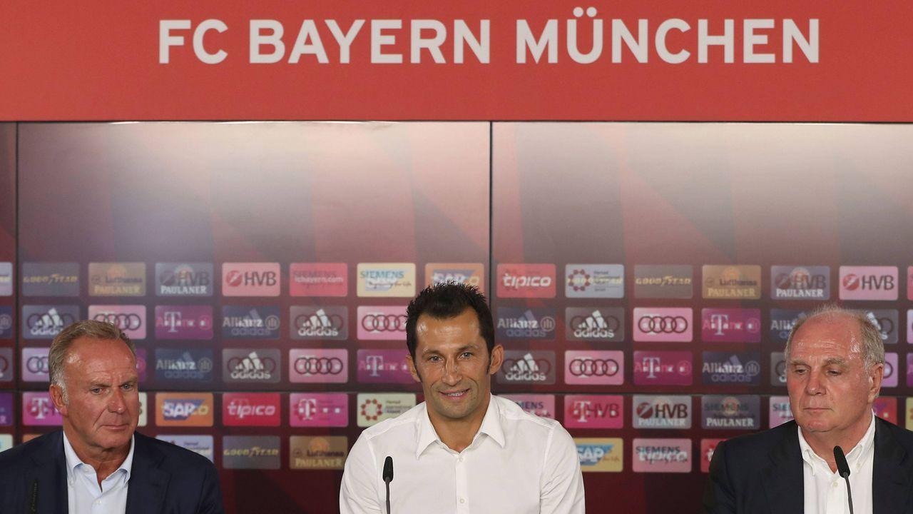 Rummenigges Beitrag bei der legendären Pressekonferenz 2018 - Bildquelle: imago/Sven Simon