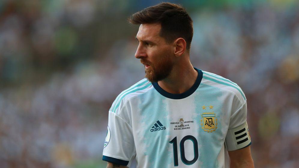 Australien trifft bei der Copa America auf Argentinien - Bildquelle: getty images