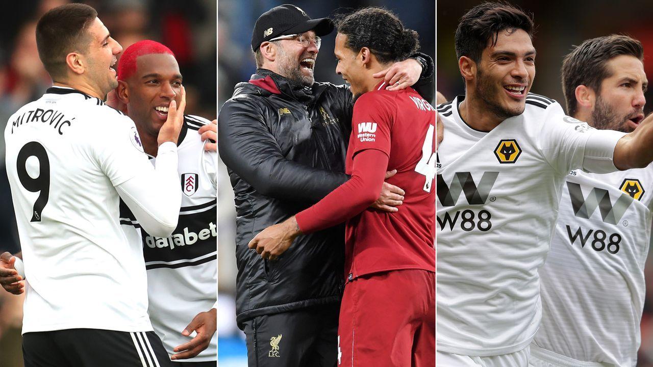 TV- und Werbeeinnahmen der Premier-League-Klubs 2018-19 - Bildquelle: Getty Images