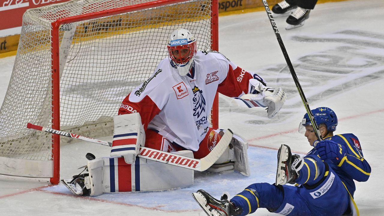 Tschechien: Bester Keeper des Turniers - Bildquelle: imago images/CTK Photo